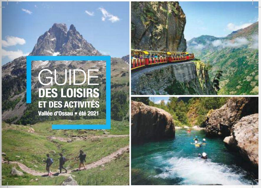 Guide activités Vallée d'Ossau