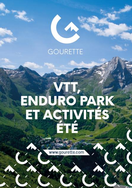 Plan VTT, Enduro Park et services