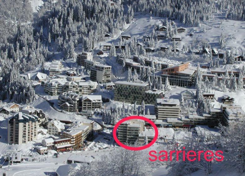 Agence Barroso Sarrière 205