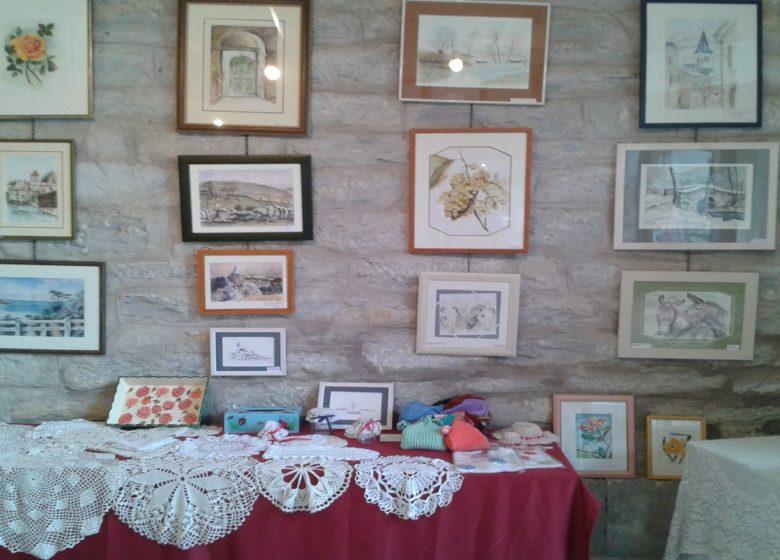 Exposition artisanale