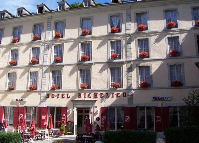 Hôtel Le Richelieu