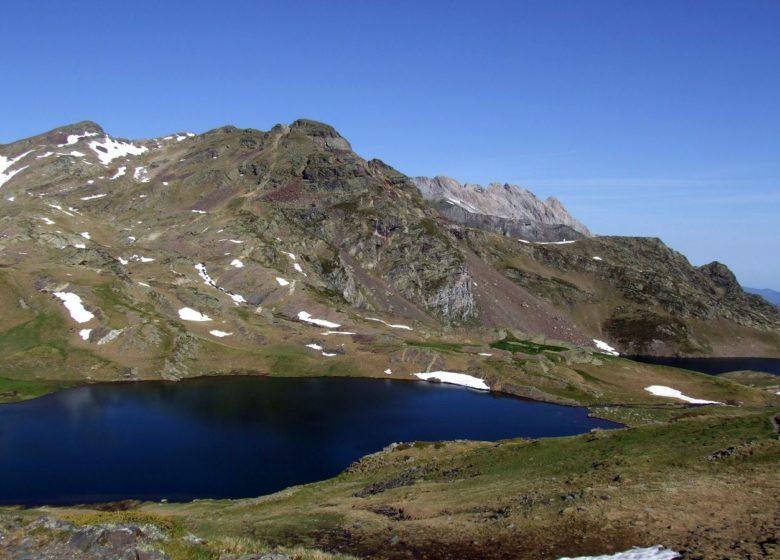 Lacs de pêche