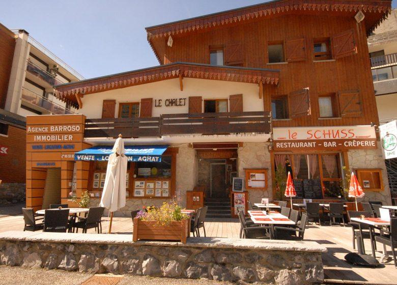 Résidence hotelière Lodge Barroso