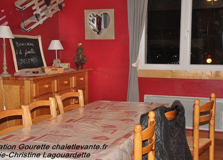 Madame Isabelle PARGADE – Chalet El Levante