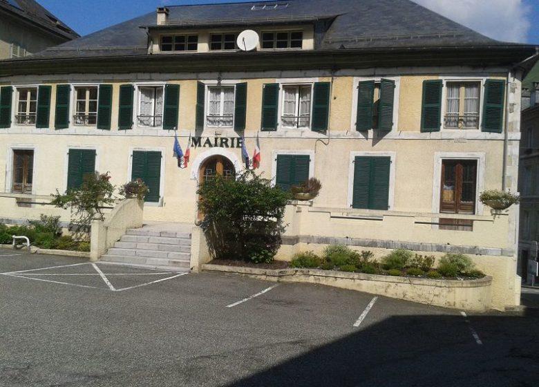 Mairie des EAUX BONNES