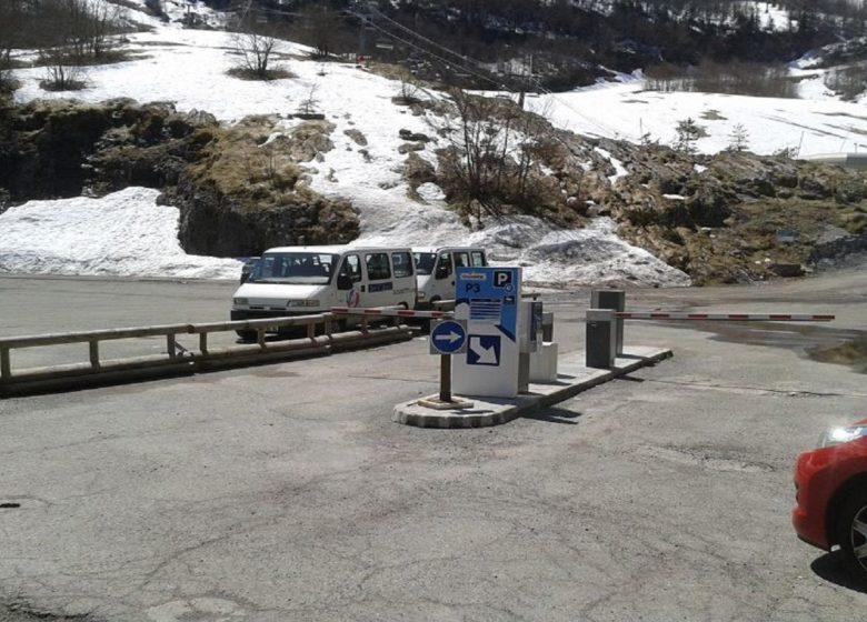 Parking d'Anglas