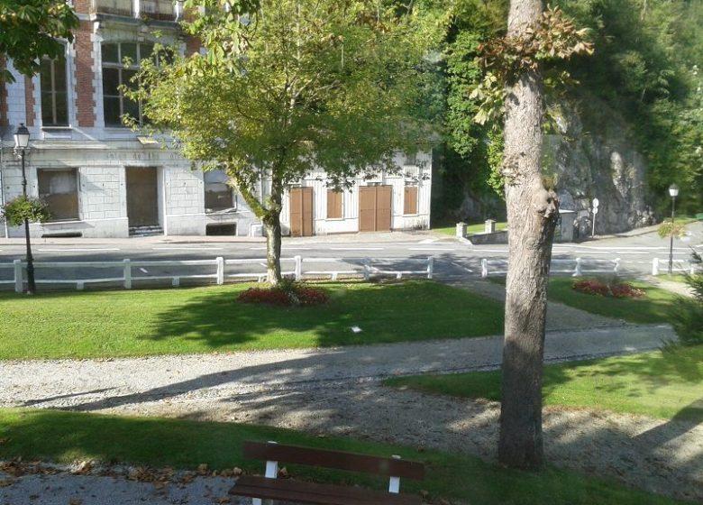Parking du Jardin Darralde