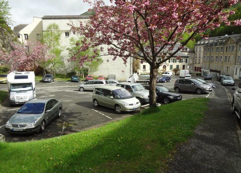 Parking Place de la Mairie