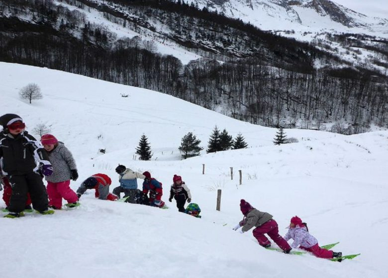 Balades en raquettes avec accompagnateurs – Bureau Montagne Vallée d'Ossau