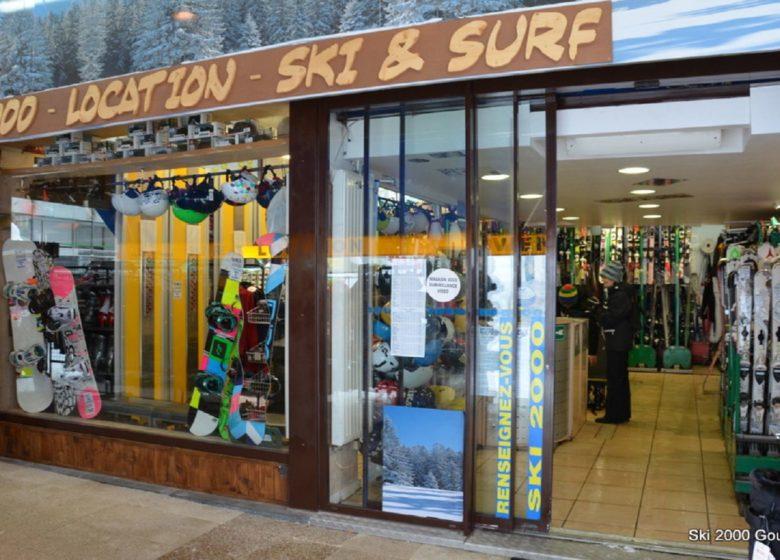 Boutique Ski 2000