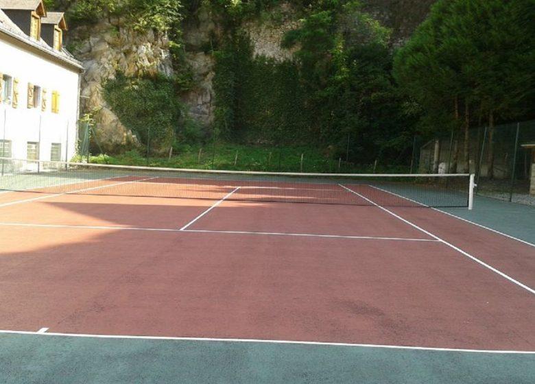 Tennis Eaux-Bonnes