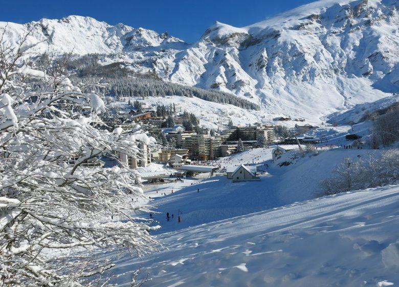 Terra Aventura de Gourette spécial raquettes – Les Géo' font du ski