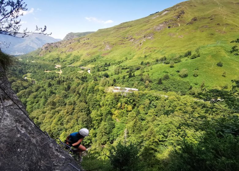 Étienne Toutan – Accompagnateur montagne – Moniteur escalade et canyon
